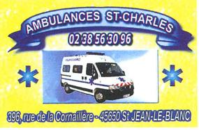 Ambulances St Charles